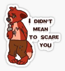 Innocent Foxy Sticker