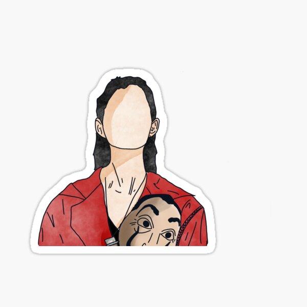 For Nairobi (watercolor) Sticker