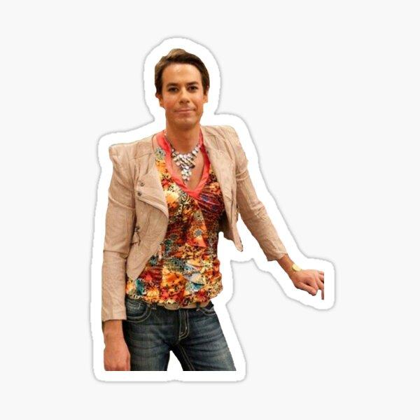 Spencer iCarly Sticker
