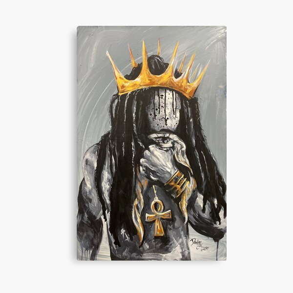 Naturally King V Canvas Print