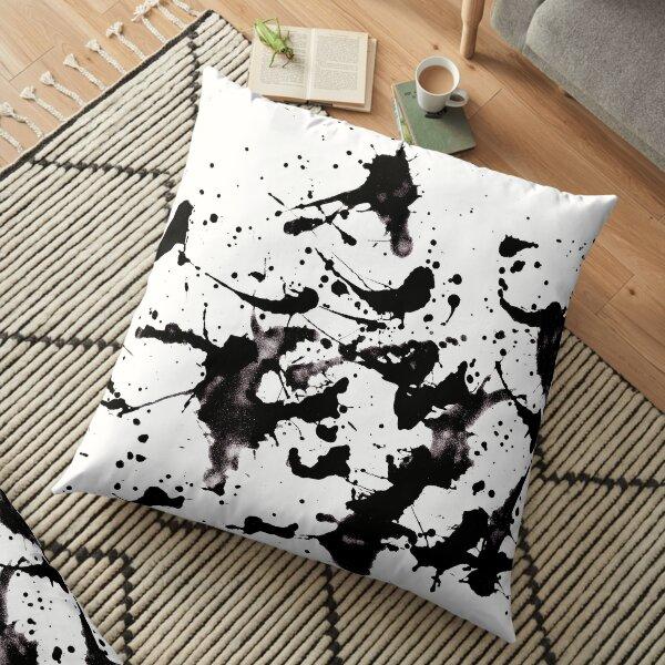 Like Pollock Floor Pillow