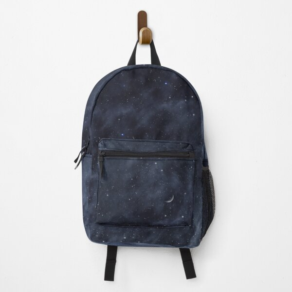 Blue Clouds, Blue Moon Backpack