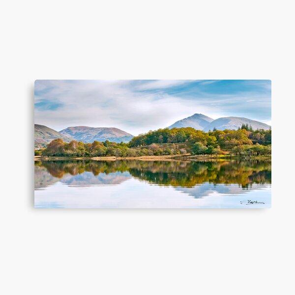 Scenic Scotland Canvas Print