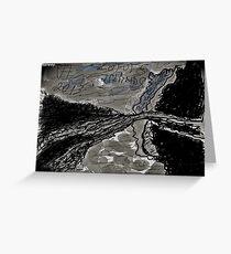 My Lofoten Island  !!! Awsss so sweet remembers ! Anno Domini 2013. Greeting Card