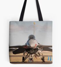USAF F16 Falcon. Avalon Air Show 2013 Tote Bag