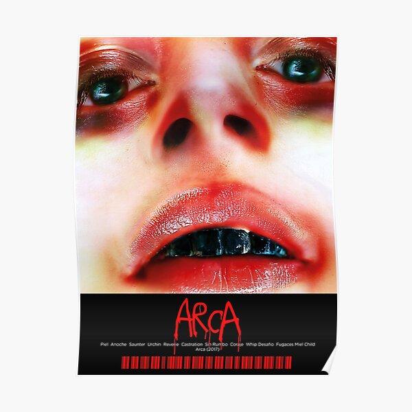 Arca - Arca Poster