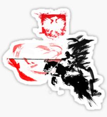Polish Hussar Sticker