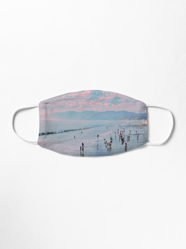 Alternate view of Photograph from Santa Monica Pier Mask