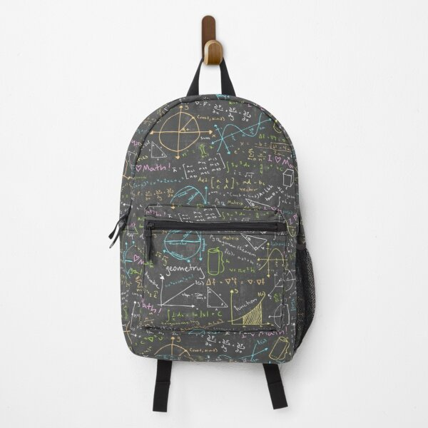 Math Lessons Backpack