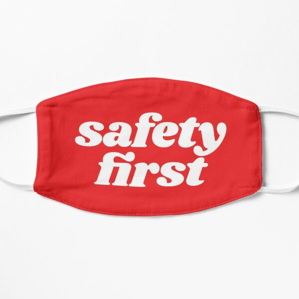 Safety First Flat Mask