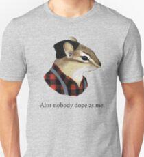 Dope Hipster Chipmunk Unisex T-Shirt