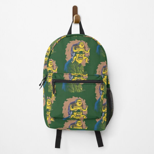 Stop It!  You're Upsetting Him! Backpack