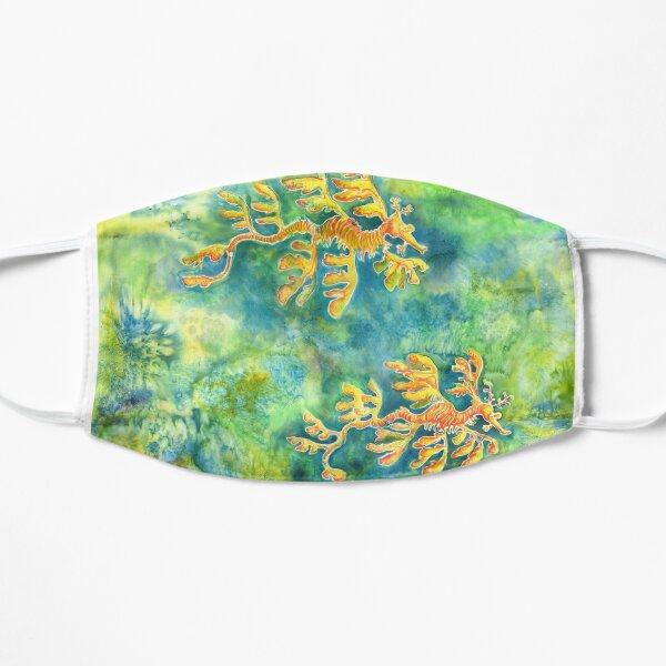 Leafy Sea Dragons Flat Mask