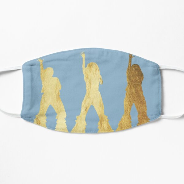 Mamma Mia - Donna & The Dynamos Flat Mask