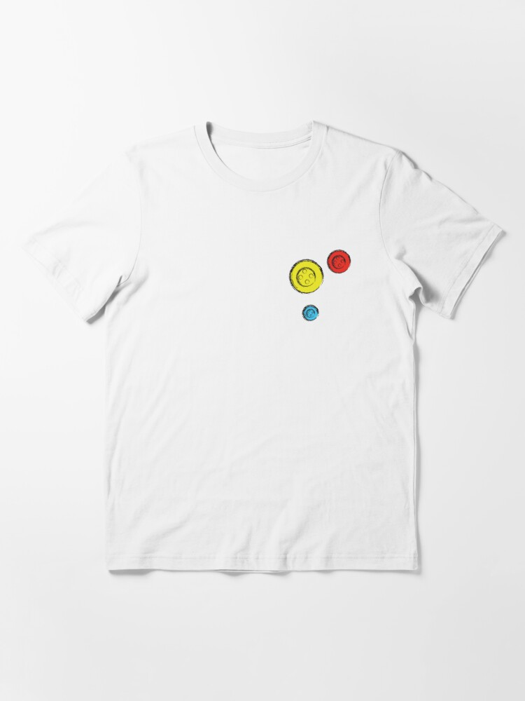 Alternate view of Buttons Essential T-Shirt