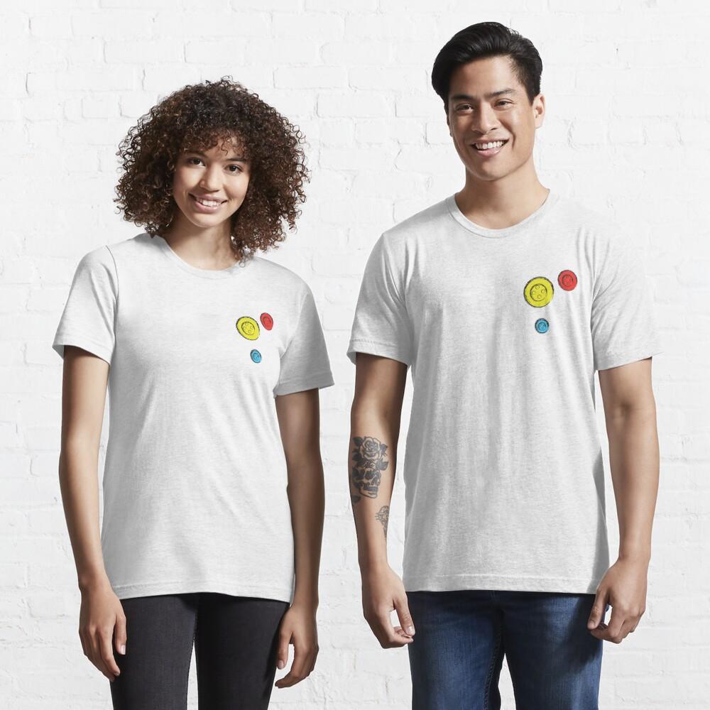 Buttons Essential T-Shirt