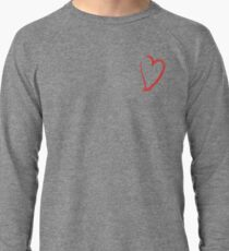 Heart Lightweight Sweatshirt