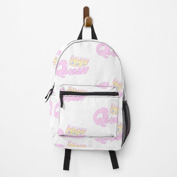 Queen (pink) Backpack