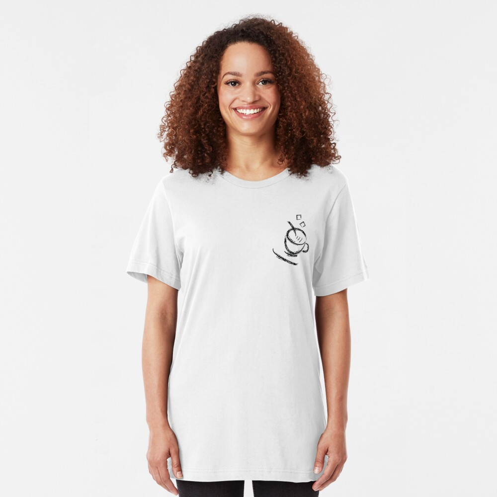 Sugar Lumps Slim Fit T-Shirt