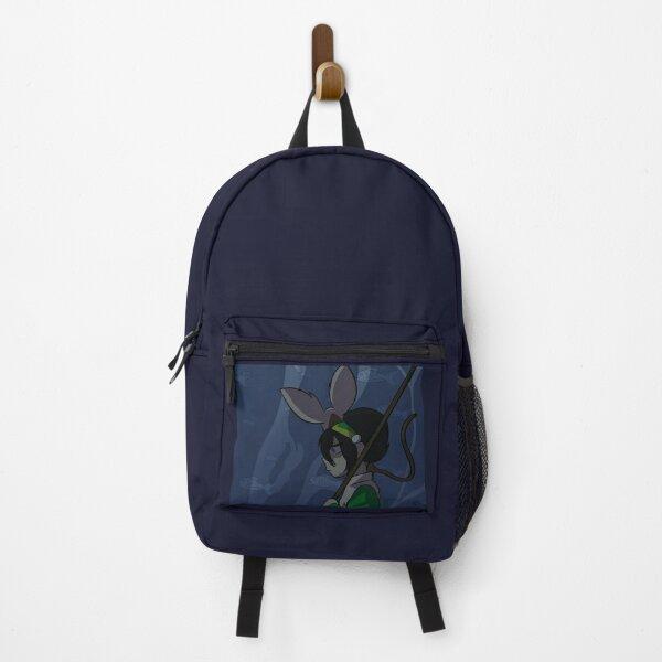 My seeing eye lemur Backpack