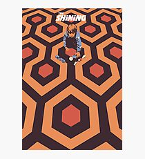 The Shining Poster Photographic Print