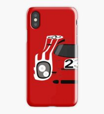 917 #23 Racing Livery iPhone Case