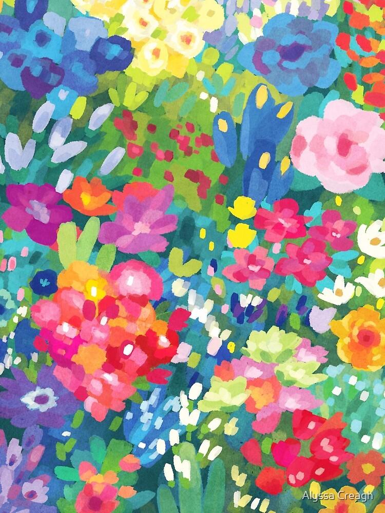 Florals...for Spring by alyssakorea
