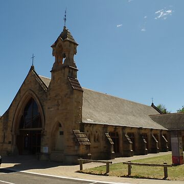 All Saints Anglican Church, Canberra by veryeclectic
