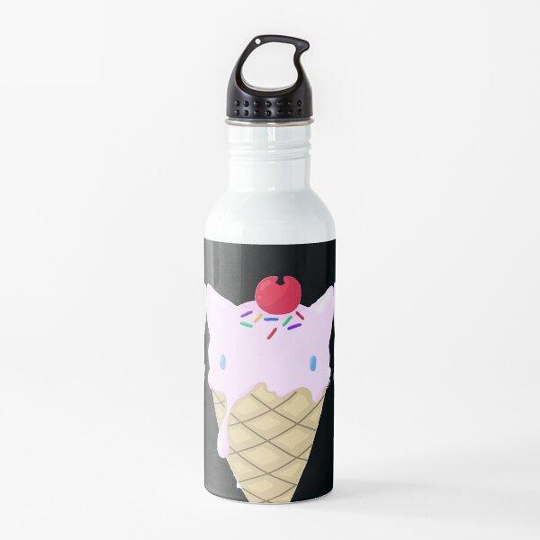 Meows-Cream Water Bottle