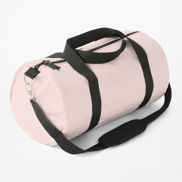 BEAUTIFUL COLORS - PLAIN MISTY ROSE - OVER 80 SHADES OF PINK AT OZCUSHIONS Duffle Bag
