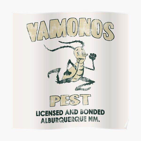 Vamonos Pest Poster