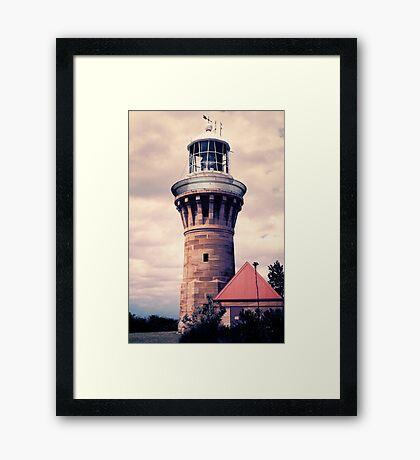 Barrenjoey Lighthouse Framed Print