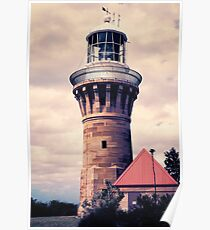 Barrenjoey Lighthouse Poster