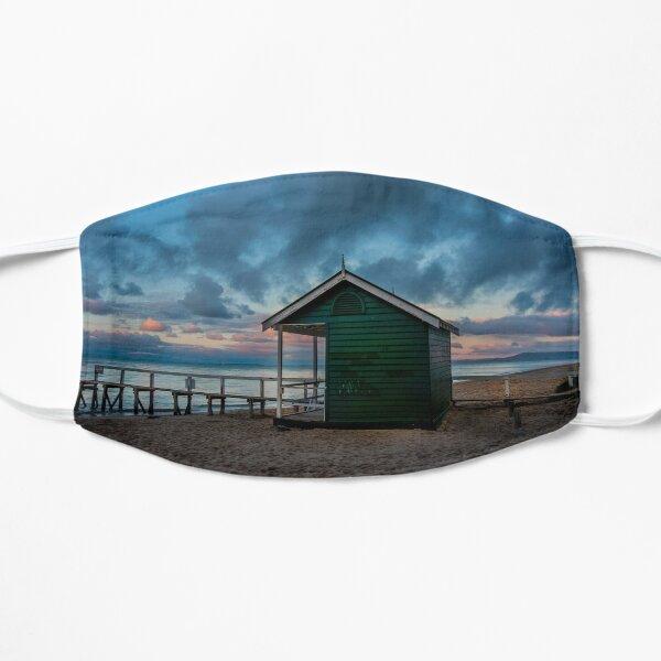 Shelley Beach, Portsea, Mornington Peninsula, Victoria, Australia Flat Mask