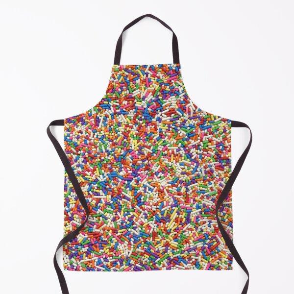 Rainbow Sprinkles Apron