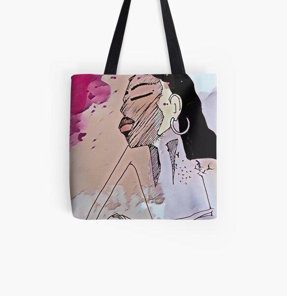 Soña dora All Over Print Tote Bag