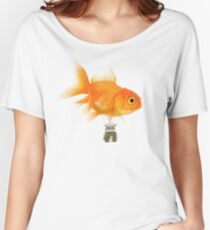 Balloon fish Women's Relaxed Fit T-Shirt