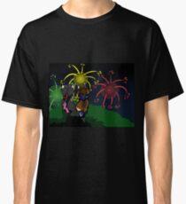 fireworks Classic T-Shirt