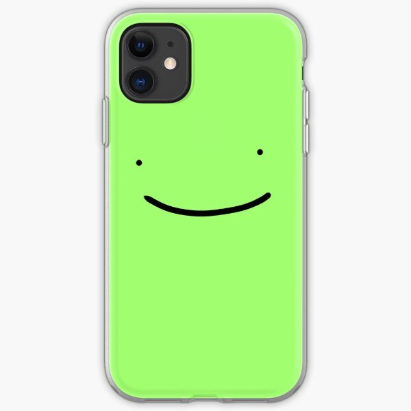 Green Dream face iPhone Soft Case