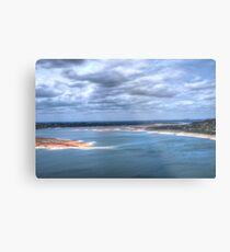 Lake Travis HDR Metal Print