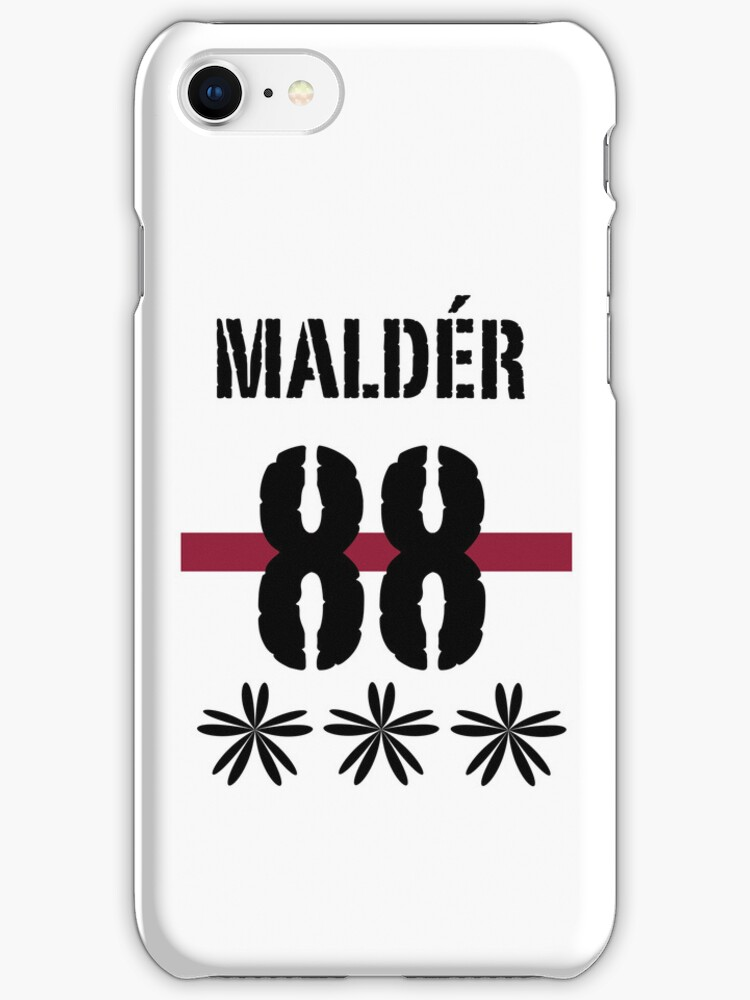 """MALDÉR """"88"""" iPhone/iPod Case by MALDÉR London"""