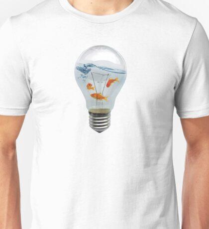 ideas and goldfish Unisex T-Shirt