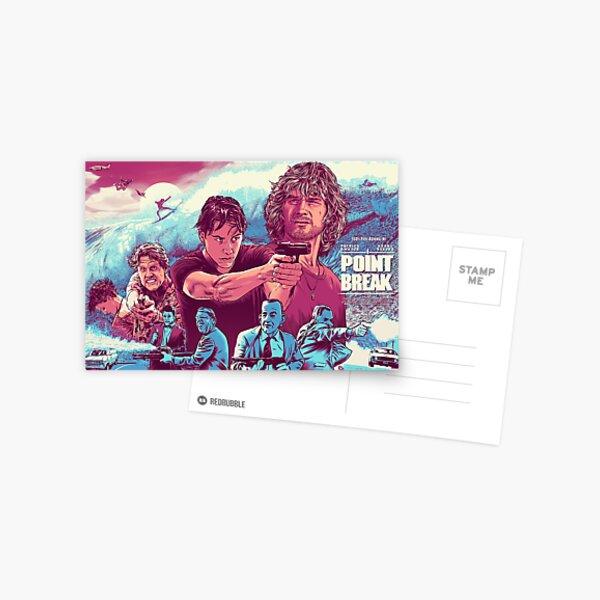 POINT BREAK Postcard