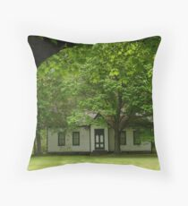 Elkhorn, WV Throw Pillow