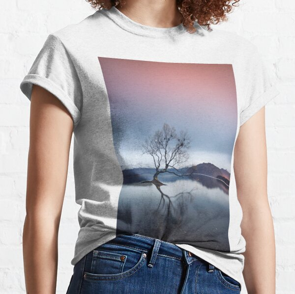 Bowing Down In Grace Classic T-Shirt