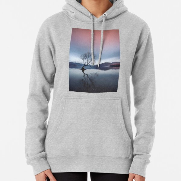 Bowing Down In Grace Pullover Hoodie
