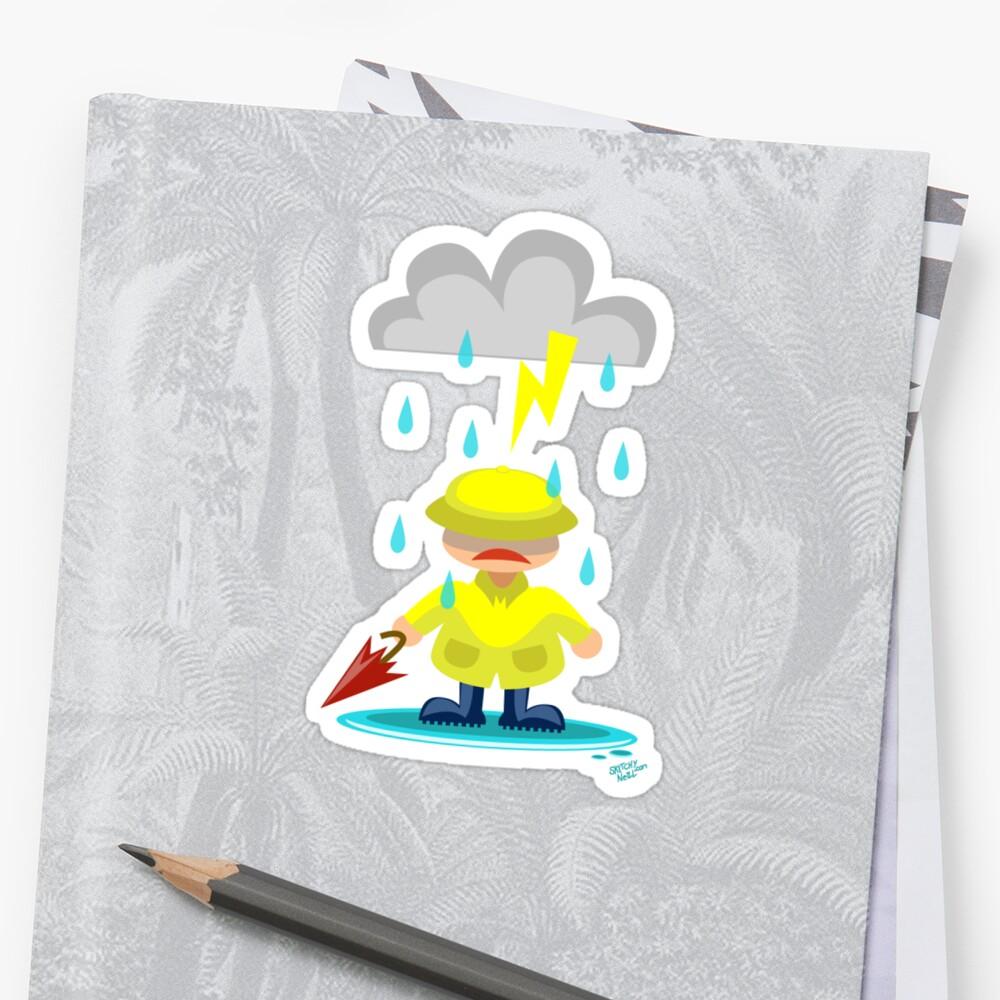 Rain Rain by dinoneill