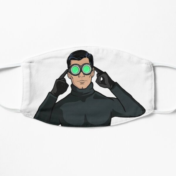 Archer with Night Vision  Mask
