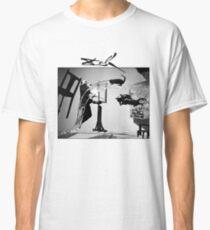 Dali Tshirt - Dali Atomicus T-Shirt by Philippe Halsman  Classic T-Shirt