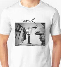 Dali Tshirt - Dali Atomicus T-Shirt by Philippe Halsman  T-Shirt